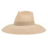 Ninakuru Panama hat with suede band