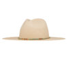 Ninakuru Panama hat with beaded band.